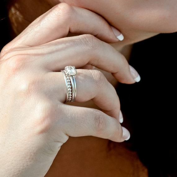 anillo esterlina