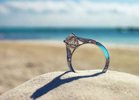 arena anillo