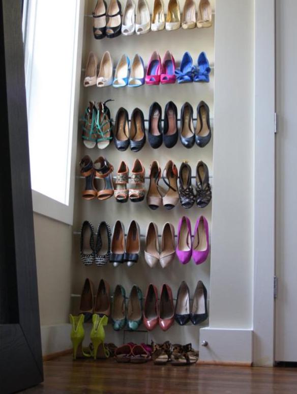 barras zapatos