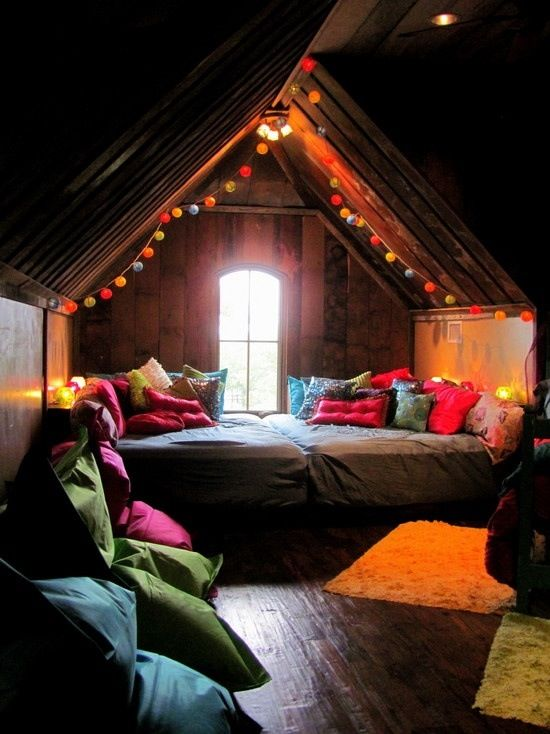 boho bedroom couple