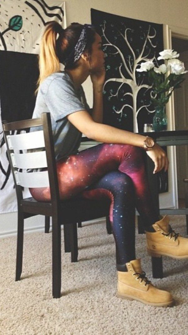 botas timberland leggings
