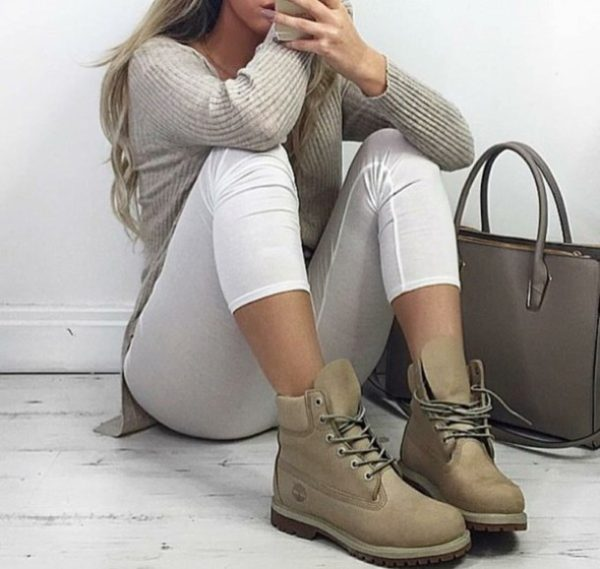 timberland boots look