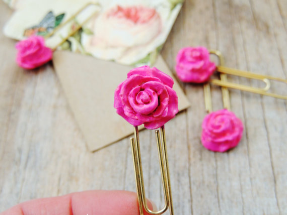clips rosas