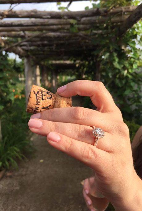 corcho anillo