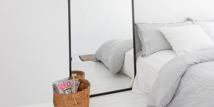 13 ideas para que tu cuarto se vea m s chic con un espejo for Espejo publico hoy completo