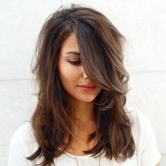 Cortes de pelo para chicas con volumen