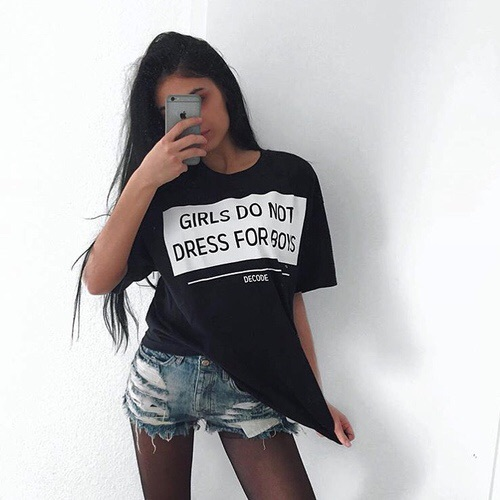 girls do not