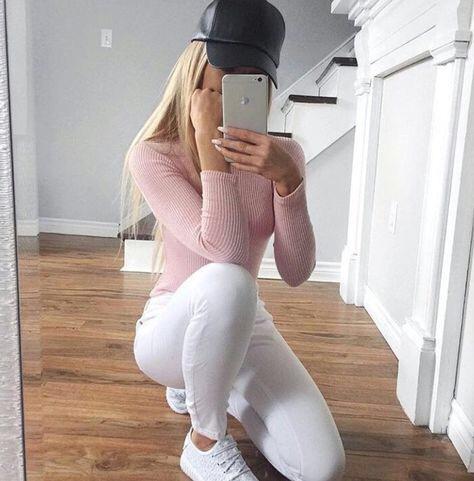 gorra negra rosa