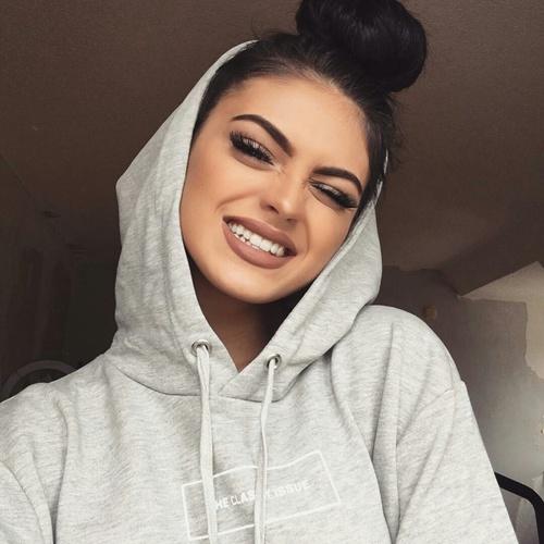 hoodie bun