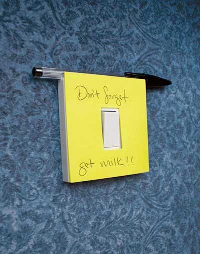 interruptor postit