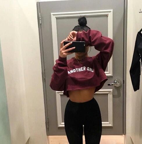leggings top