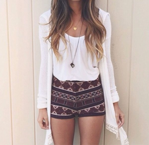looks shorts bonitos