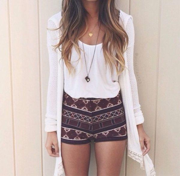 looks shorts bonitos