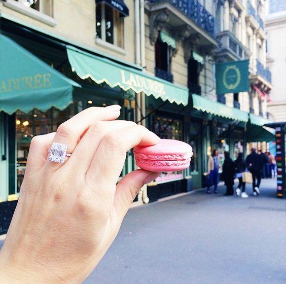macaron ring