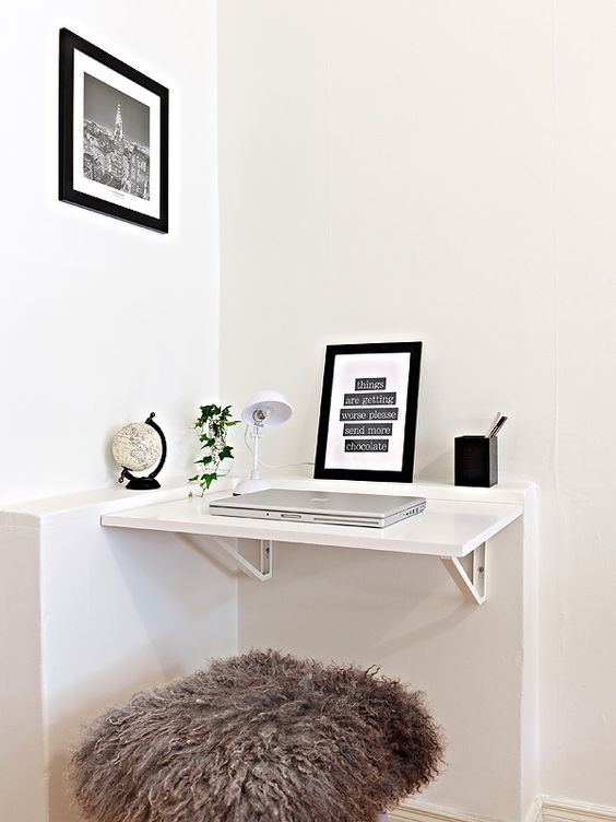 mini oficina habitacion buena idea