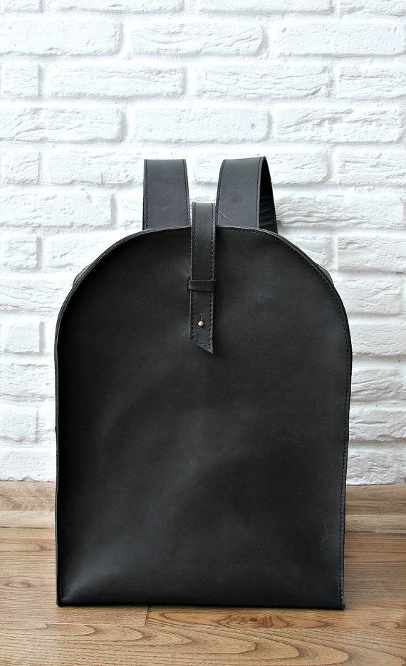 negra mochila