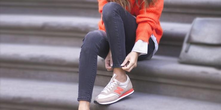 zapatillas new balance mujer casual vestir