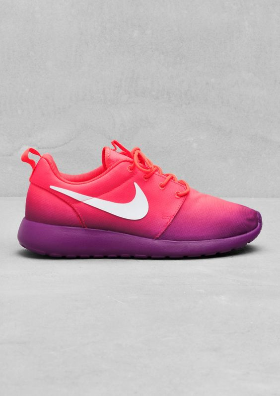 ombre sneakers nike
