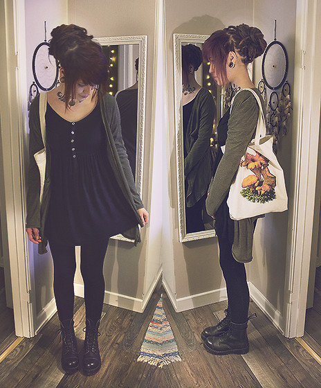outfit grunge hermosos