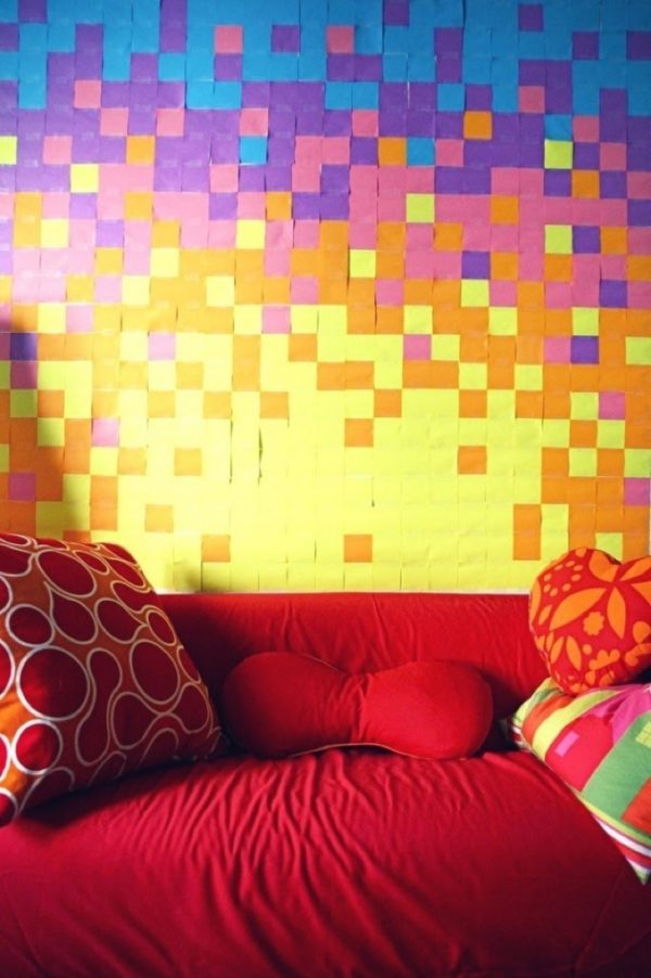 pared post it