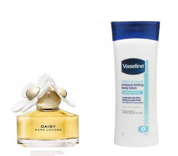 perfume crema