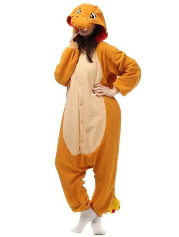pijama charizard