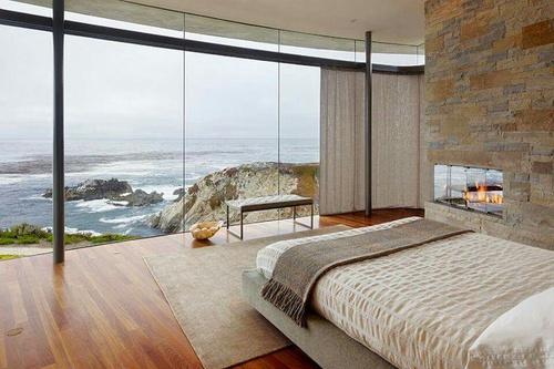 recamara habitacion vista hermosa