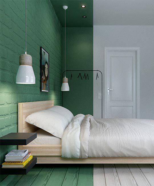 15 Maneras bien lindas de pintar las paredes de tu cuarto