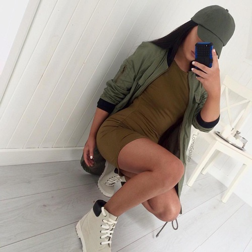 timberland botas mujer