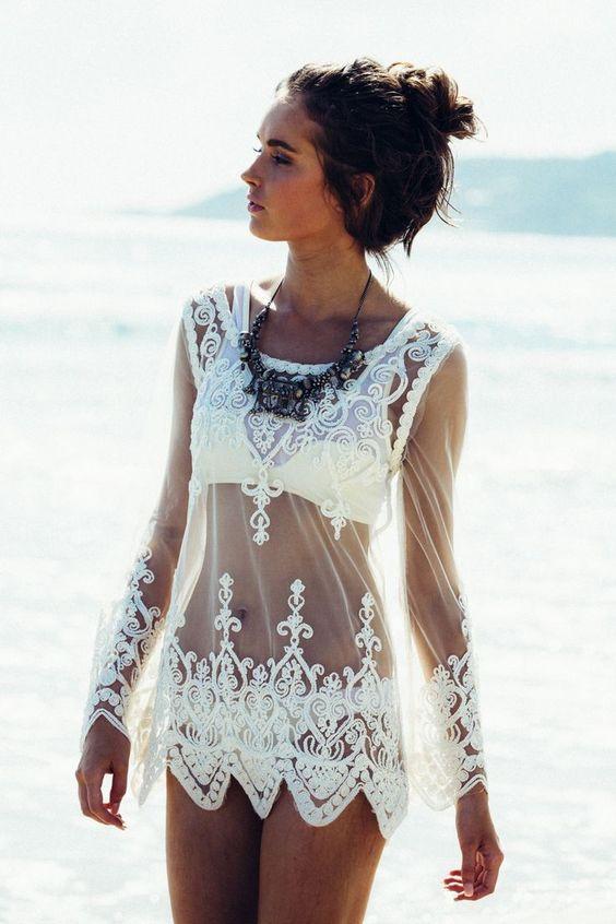 transparencias ropa mujer
