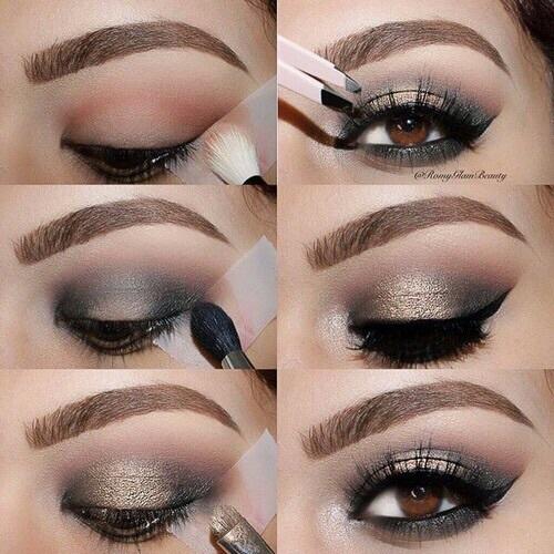 type eyes