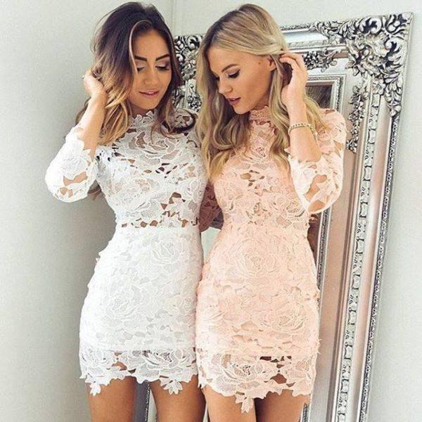 vestido cortito