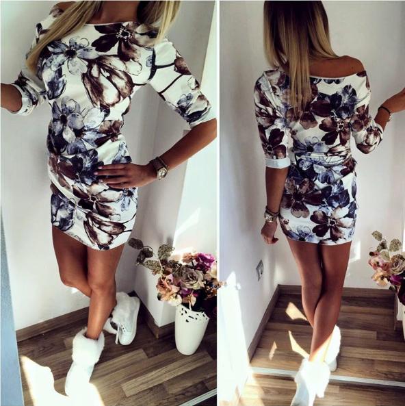 vestidos-con-flores-cortos