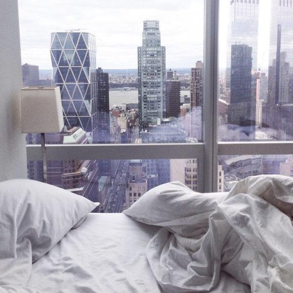 vista linda habitacion