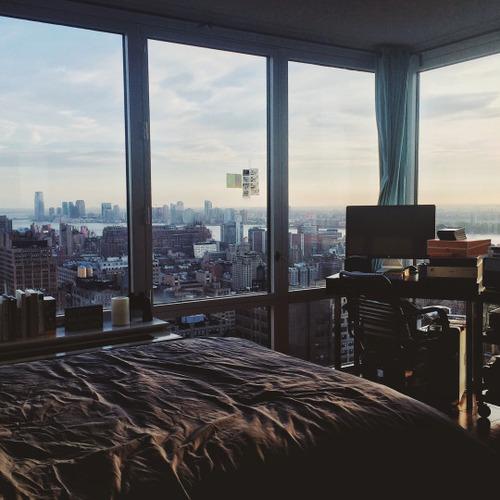 Nyc Apartment Sites: 14 Habitaciones Que Tienen Vista Más Bonita Que La De Mi