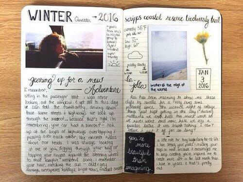 winter diario