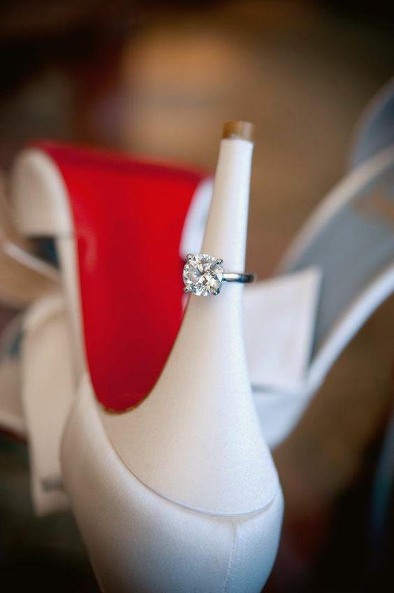 zapato anillo