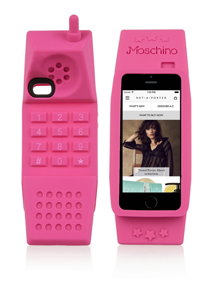 MOSCHINO MOBILE PHONE