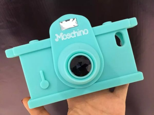 Moschino camera phonecase