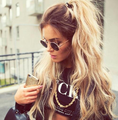 cabello estilos