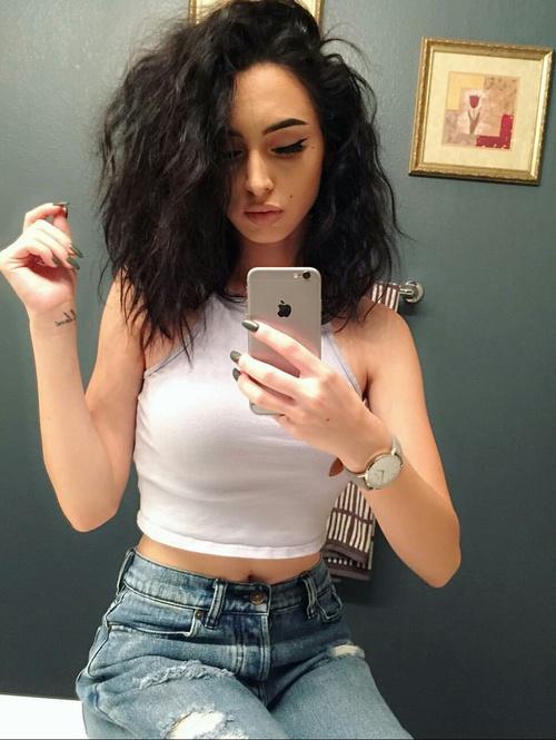 su look de cabello gris cabello nice cabello grande cabello mujer eeaf0b42a0c1