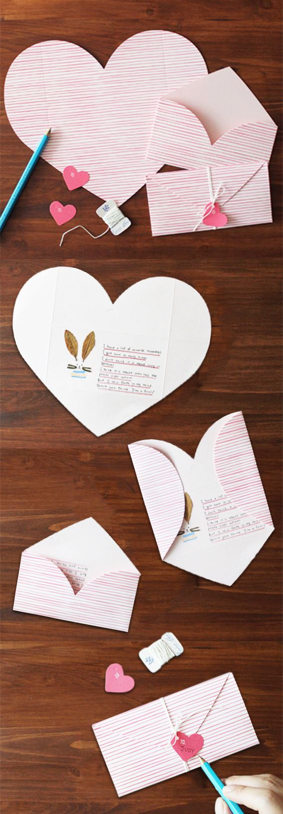 10 formas de hacer la carta de amor m s rom ntica de la historia - Como poner muchas fotos en una pared ...