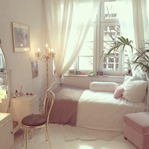 16 ideas para decorar una habitaci n blanca for Habitacion blanca y turquesa