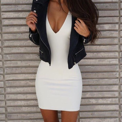 cuero outfit
