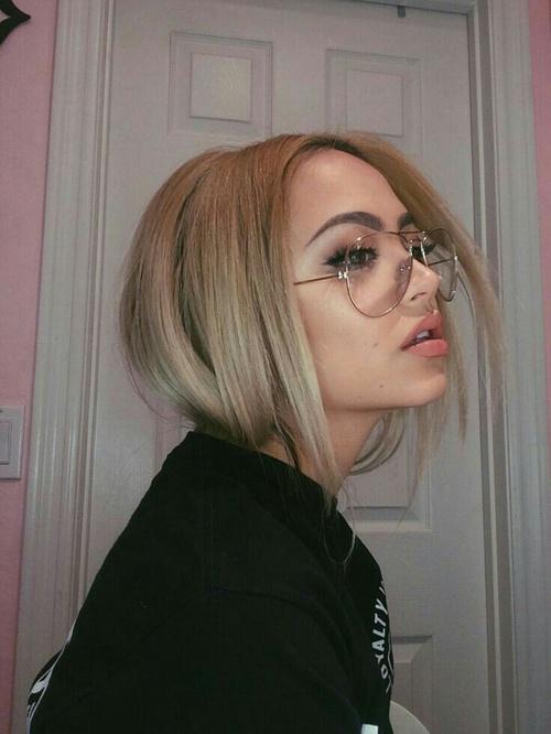 idea cabello chic