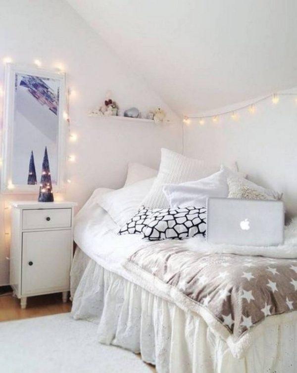 16 Ideas Para Decorar Una Habitacion Blanca - Ideas-para-decorar-una-habitacion