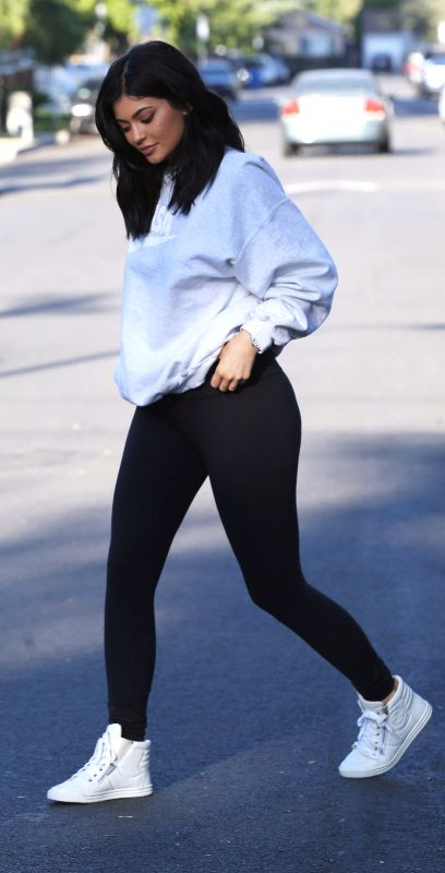 leggings sweatshirt