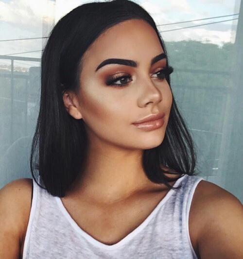 makeup goals chic fashion