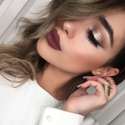 makeup goals mujeres chic