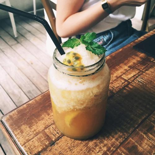 mango water